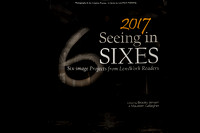 Published in ' SEEING IN SIXES ' 2017 juried selection